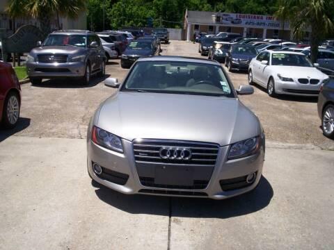 2011 Audi A5 for sale at Louisiana Imports in Baton Rouge LA