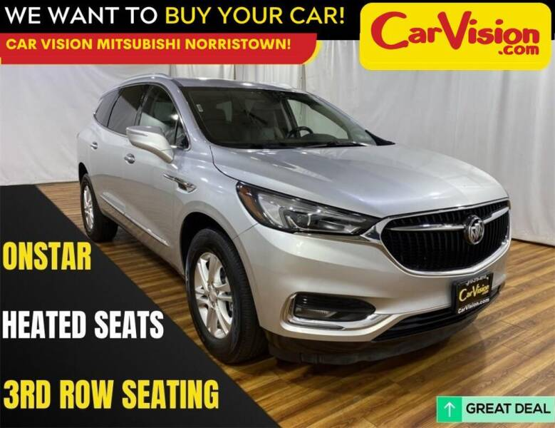 2019 Buick Enclave for sale at Car Vision Mitsubishi Norristown in Norristown PA