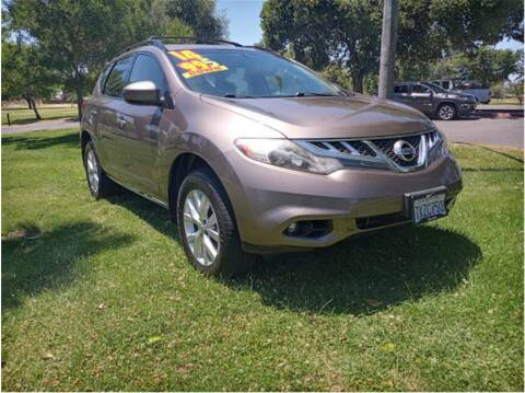 2014 Nissan Murano for sale at D & I Auto Sales in Modesto CA