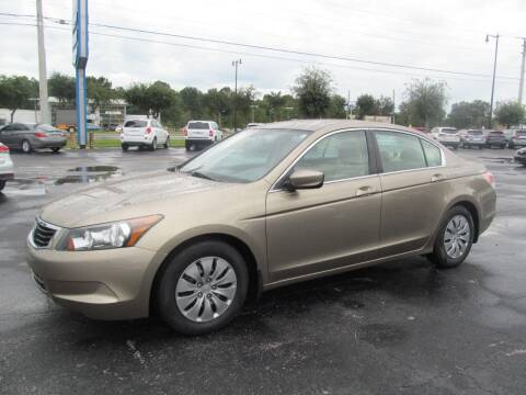 2009 Honda Accord for sale at Blue Book Cars in Sanford FL