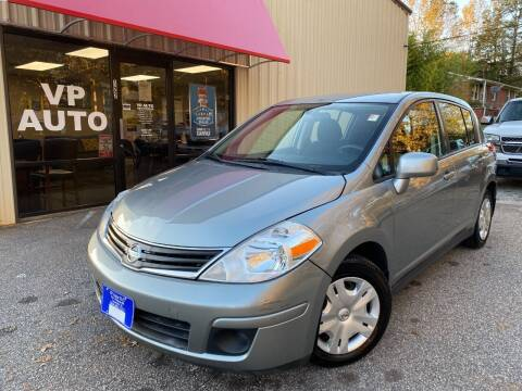 2010 Nissan Versa for sale at VP Auto in Greenville SC