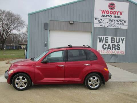 2001 Chrysler PT Cruiser for sale at Woody's Auto Sales Inc in Randolph MN