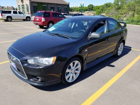2013 Mitsubishi Lancer for sale at G & H Motors LLC in Sioux Falls SD