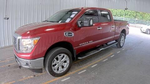 2016 Nissan Titan XD for sale at HERMANOS SANCHEZ AUTO SALES LLC in Dallas TX