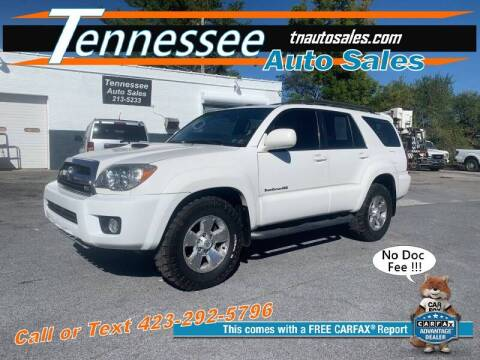 2008 Toyota 4Runner for sale at Tennessee Auto Sales in Elizabethton TN