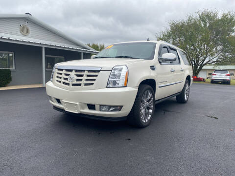 2009 Cadillac Escalade for sale at Jacks Auto Sales in Mountain Home AR