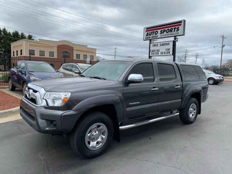2014 Toyota Tacoma for sale at Auto Sports in Hickory NC