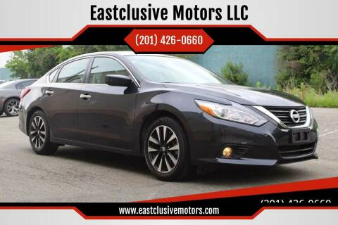 2017 Nissan Altima for sale at Eastclusive Motors LLC in Hasbrouck Heights NJ