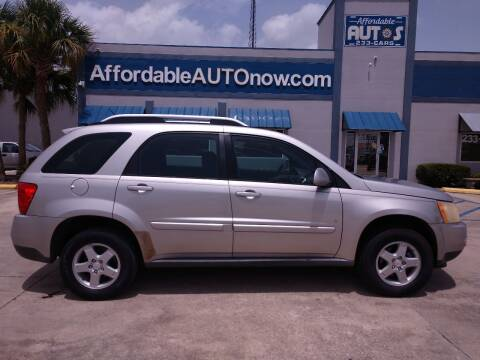 2007 Pontiac Torrent for sale at Affordable Autos in Houma LA