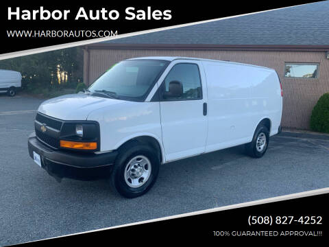 2016 Chevrolet Express Cargo for sale at Harbor Auto Sales in Hyannis MA