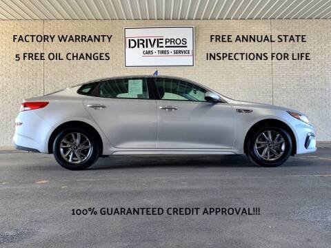 2019 Kia Optima for sale at Drive Pros in Charles Town WV