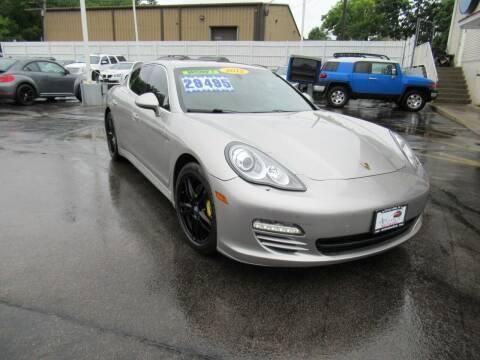2012 Porsche Panamera for sale at Auto Land Inc in Crest Hill IL