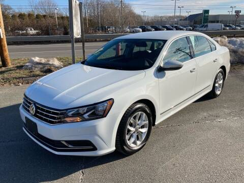 2017 Volkswagen Passat for sale at Bill's Auto Sales in Peabody MA