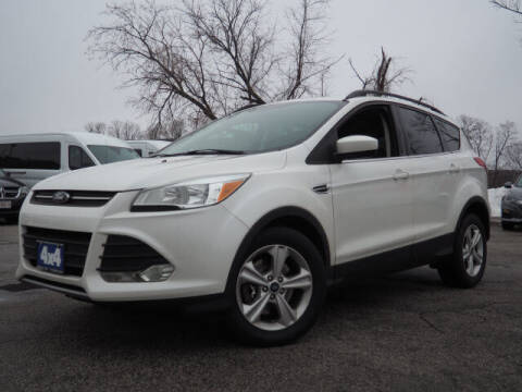 2014 Ford Escape for sale at AutoCredit SuperStore in Lowell MA