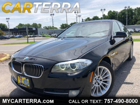 2011 BMW 5 Series for sale at Carterra in Norfolk VA