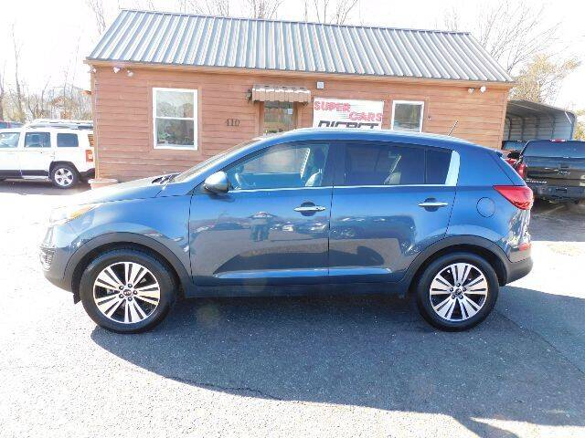 2016 Kia Sportage for sale at Super Cars Direct in Kernersville NC