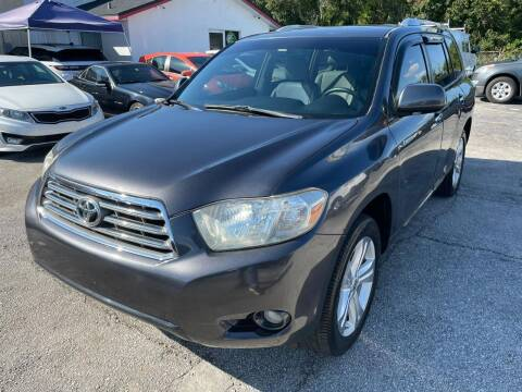 2010 Toyota Highlander for sale at Mars auto trade llc in Kissimmee FL