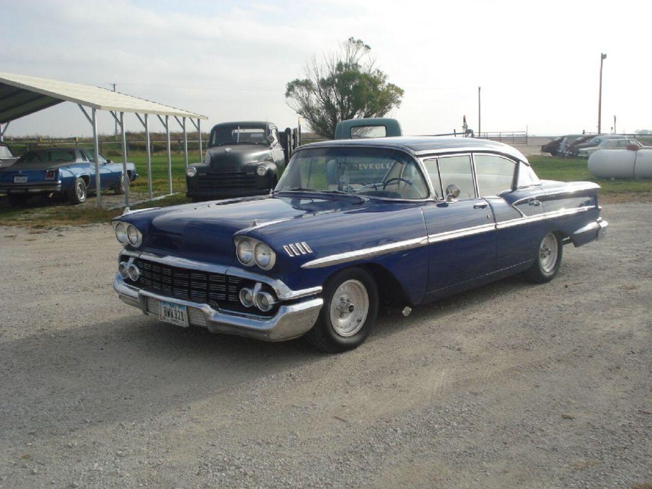 Kekurangan Chevrolet Bel Air 1958 Murah Berkualitas