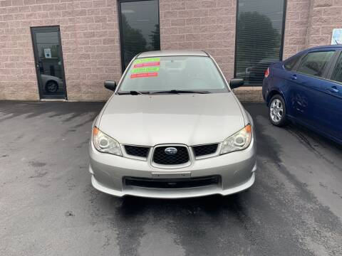 2007 Subaru Impreza for sale at 924 Auto Corp in Sheppton PA