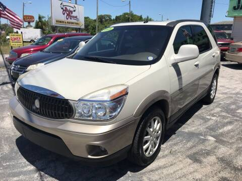 2005 Buick Rendezvous for sale at Jack's Auto Sales in Port Richey FL