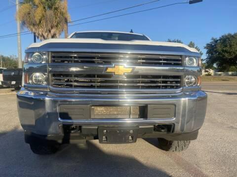 2017 Chevrolet Silverado 2500HD for sale at Flash Auto Sales in Garland TX