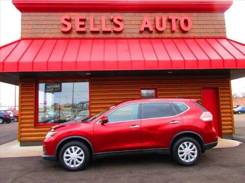 2014 Nissan Rogue for sale at Sells Auto INC in Saint Cloud MN