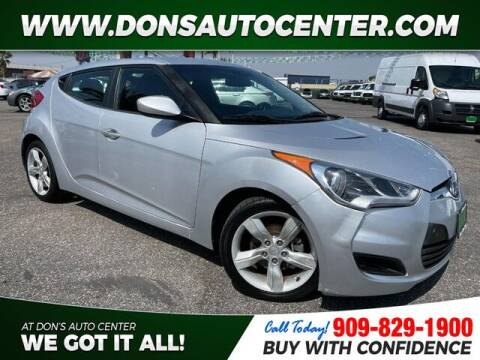 2015 Hyundai Veloster for sale at Dons Auto Center in Fontana CA