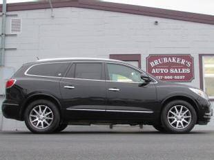 2017 Buick Enclave for sale at Brubakers Auto Sales in Myerstown PA