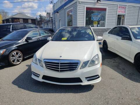 2013 Mercedes-Benz E-Class for sale at Top Line Import of Methuen in Methuen MA