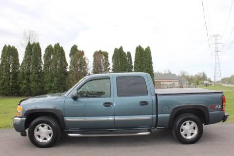 2006 GMC Sierra 1500 for sale at D & B Auto Sales LLC in Washington Township MI
