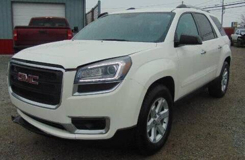 2015 GMC Acadia for sale at Kenny's Auto Wrecking in Lima OH