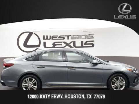 2018 Hyundai Sonata for sale at LEXUS in Houston TX