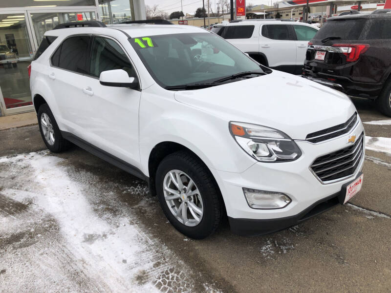 2017 Chevrolet Equinox for sale at ROTMAN MOTOR CO in Maquoketa IA