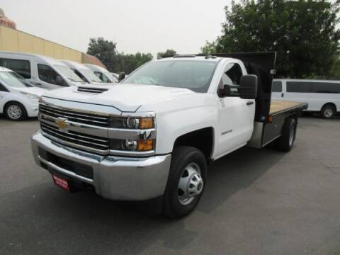 2017 Chevrolet C3500 HD DSL for sale at Norco Truck Center in Norco CA