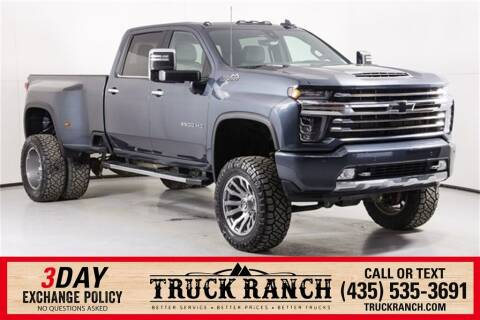 2020 Chevrolet Silverado 3500HD for sale at Truck Ranch in Logan UT