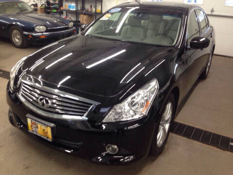 2013 Infiniti G37 Sedan for sale at MR Auto Sales Inc. in Eastlake OH