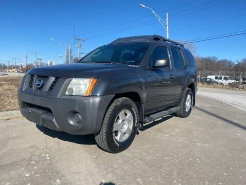 2008 Nissan Xterra for sale at Xtreme Auto Mart LLC in Kansas City MO