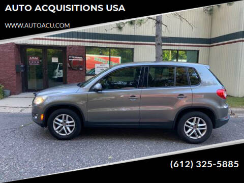 2011 Volkswagen Tiguan for sale at AUTO ACQUISITIONS USA in Eden Prairie MN