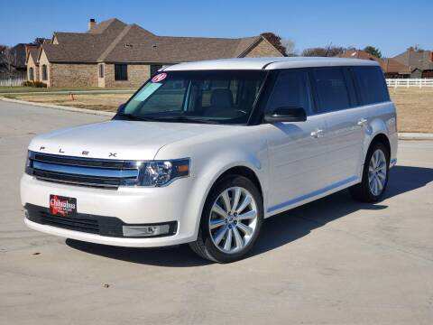 2014 Ford Flex for sale at Chihuahua Auto Sales in Perryton TX
