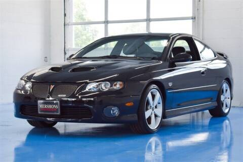 2005 Pontiac GTO for sale at Mershon's World Of Cars Inc in Springfield OH