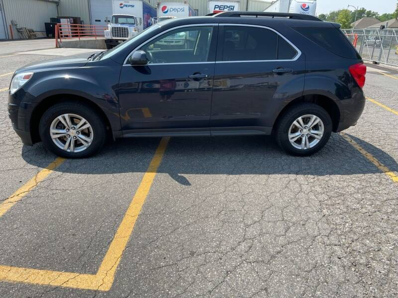 2015 Chevrolet Equinox for sale at Quality Automotive Group Inc in Billings MT