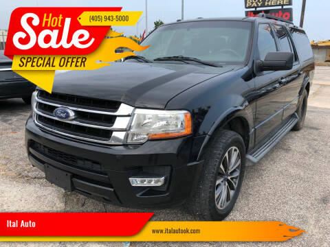 2015 Ford Expedition EL for sale at Ital Auto in Oklahoma City OK