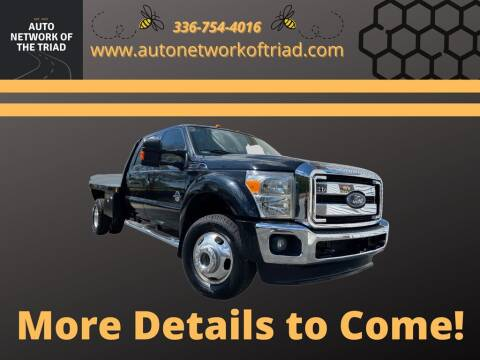 2012 Ford F-450 Super Duty for sale at Auto Network of the Triad in Walkertown NC