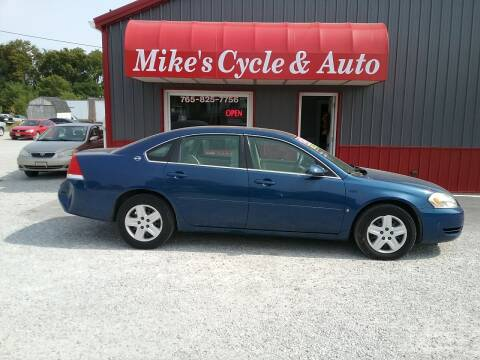 2006 Chevrolet Impala for sale at MIKE'S CYCLE & AUTO - Mikes Cycle and Auto (Liberty) in Liberty IN