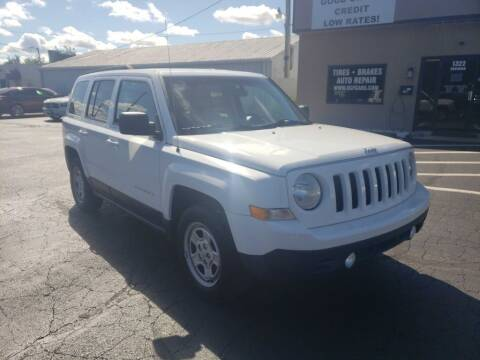 2015 Jeep Patriot for sale at Used Car Factory Sales & Service Troy in Troy OH