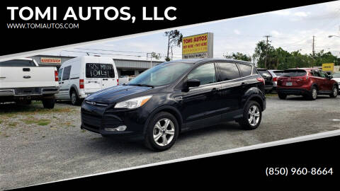 2013 Ford Escape for sale at TOMI AUTOS, LLC in Panama City FL