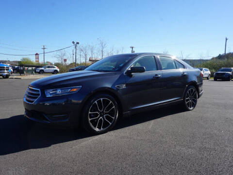 2017 Ford Taurus for sale at Stephens Auto Center of Beckley in Beckley WV