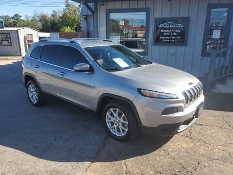 2014 Jeep Cherokee for sale at Rutledge Auto Group in Palestine TX
