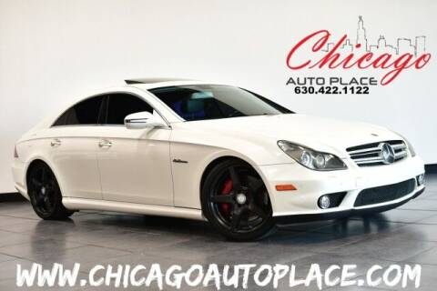 2010 Mercedes-Benz CLS for sale at Chicago Auto Place in Bensenville IL