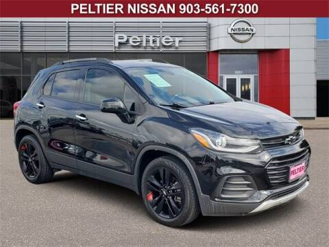 2019 Chevrolet Trax for sale at TEX TYLER Autos Cars Trucks SUV Sales in Tyler TX